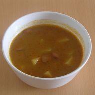 Frankfurtská polévka recept