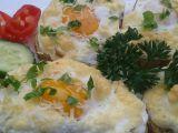 Zapečená sněhová vejce recept