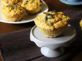 Celozrnné dýňové muffiny recept