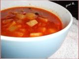 Zeleninový boršč recept