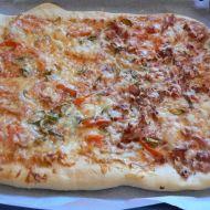 Pizza domácí recept