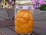Želírované meruňky a jiné ovoce recept