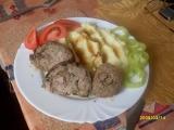 Sekaná s kuřecími játry recept