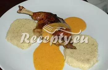 Králík dušený s křenem recept  králičí maso