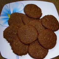 Domácí čokoládové sušenky s vločkami recept