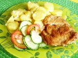 Plavený salát recept