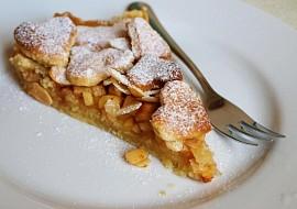 Linecký jablkový koláč recept