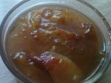 Rychlý džem s zelených rynglí a broskví recept