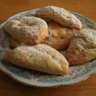 Tvarohovo-jablečné taštičky recept