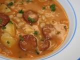Výborná fazolová polévka recept