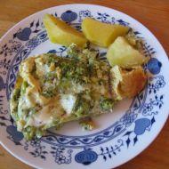 Výborná zapečená brokolice se sýrem recept