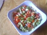 Míchaný salát recept
