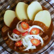 Maďarský vepřový guláš recept