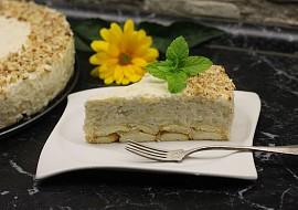 Nepečený jablečný dort s tvarohem a vaječným likérem recept ...