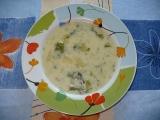 Salátová polévka s koprem recept