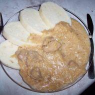 Segedínský guláš 2 recept