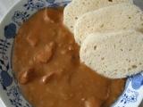 Jednoduchý vepřový guláš recept