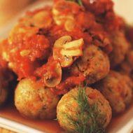Kuličky z rybího masa recept