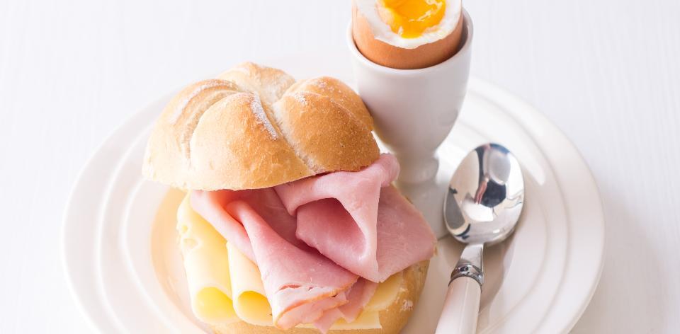 Německá snídaně