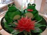 Žabky recept