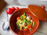 Vepřový perkelt s cuketou a rajčaty recept