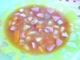 Srbská fazolová polévka recept