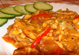 Kuřecí řezanka-rychlovka recept