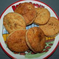 Kynuté škvarkové placky recept