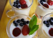Meruňková miska s karamelem recept