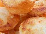 Muffiny kokos/citron/tvaroh recept