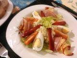 Vajíčkový salát z Moravy recept