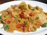 Kuřecí s kapustovou omáčkou recept