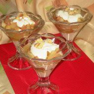 Dezert s jablky recept