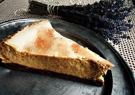 Tvarohovo-dýňový koláč se skořicí a ořechy recept