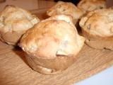 Zdravé jablečné muffiny recept