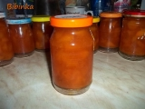 Broskvový džem recept