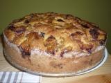 Křehký švestkový koláč (rychlý, snadný, bez vážení) recept ...