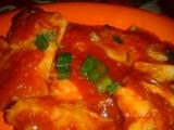 Pangasius na rajském protlaku a na zelenině recept