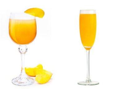 Alkoholický citrusový nápoj