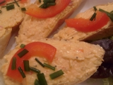 Pomazánka ze sýru Pálivec recept
