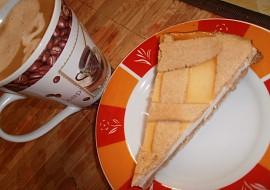 Crostata di ricotta  sicilský mřížkový koláč- zdravěji recept ...