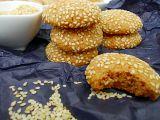 Perníkové sušenky obalené v sezamu recept