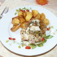 Kuřecí prsíčka se šunkou a hermelínem recept