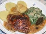 Kuře alá bažant recept