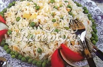 Arabská rýže recept  rýžové pokrmy