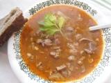 Dršťková polévka z kuřecích žaludků recept