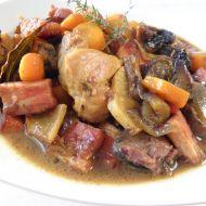 Kuřecí směs se zeleninou na tymiánu recept