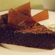 Čokoládový dort 1 recept