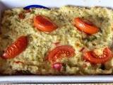 Rýžový nákyp s brokolicí recept