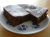Banánovo-čokoládový koláč recept